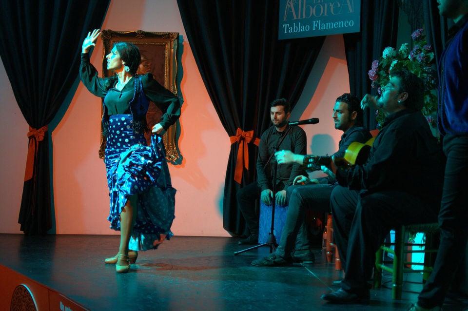 Authentic Flamenco Show