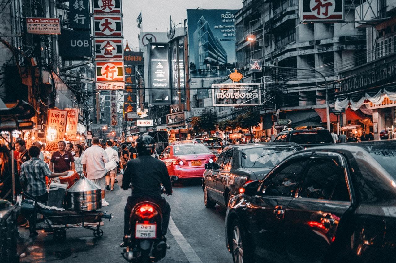 Stroll around Bangkok's Chinatown