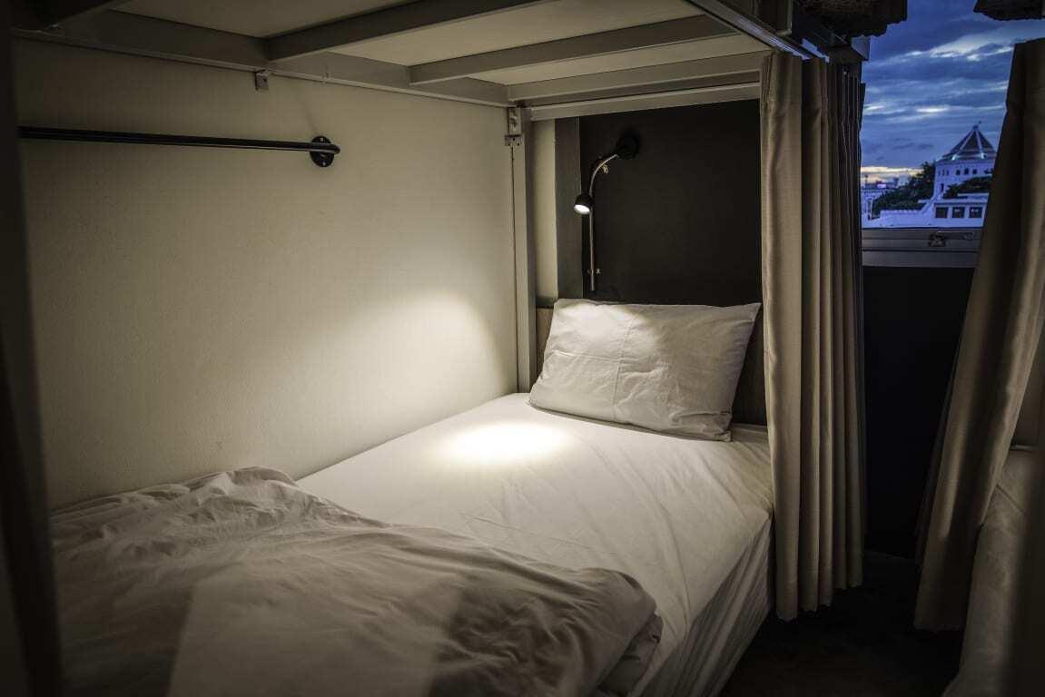 Best Hostel in Bangkok, Jam Hostel Bangkok