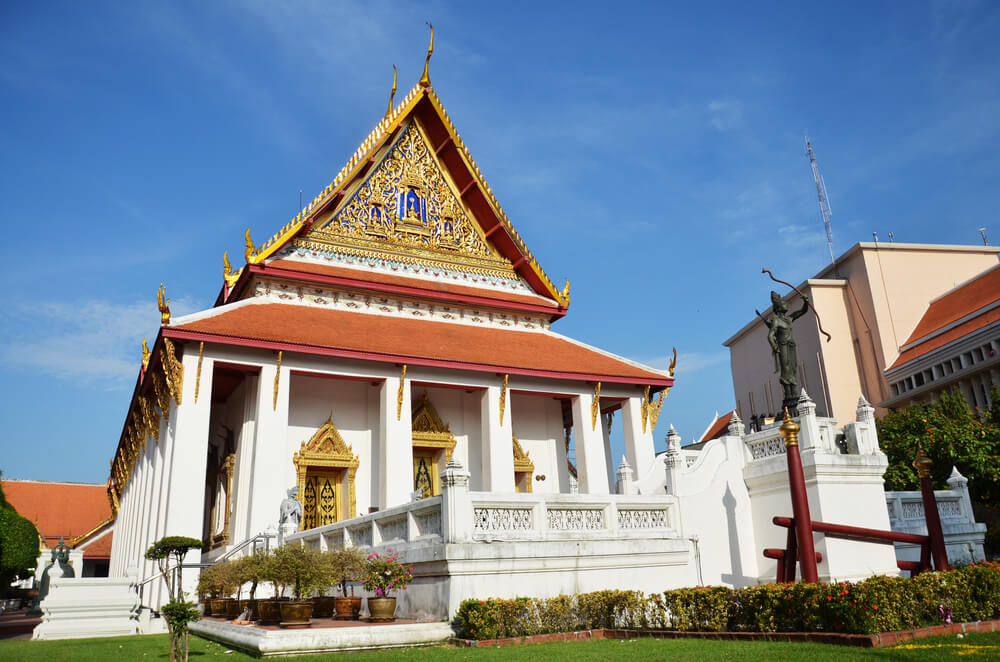 Learn more about Thailand's history at the Bangkok National Museum.