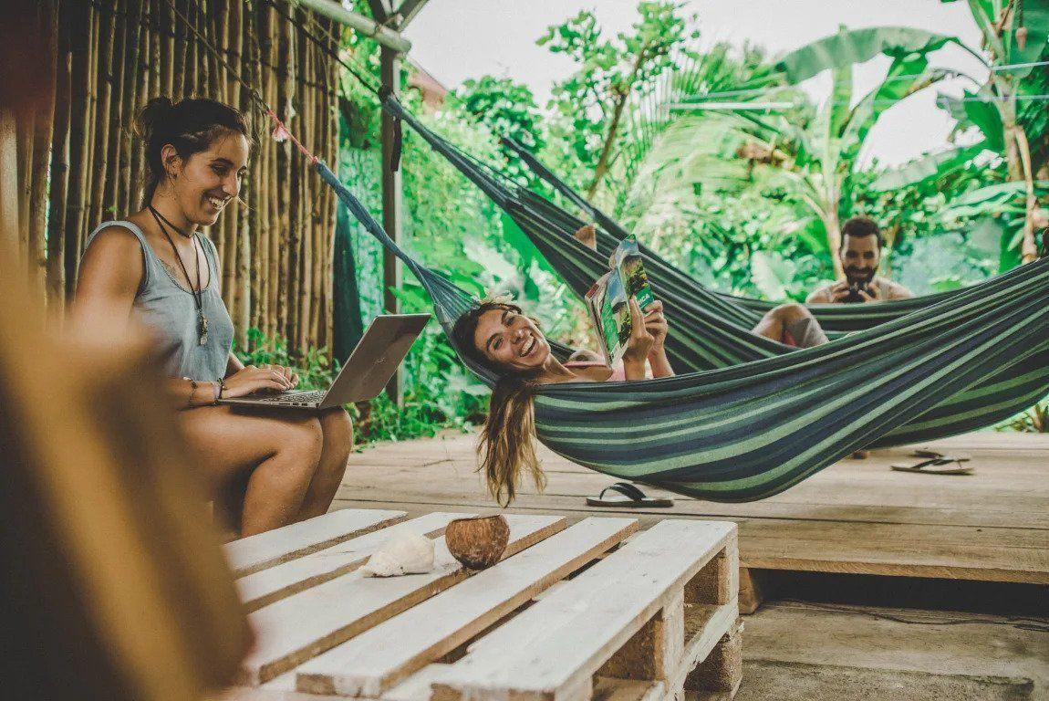Bikini Hostel best hostels in Puerto Viejo