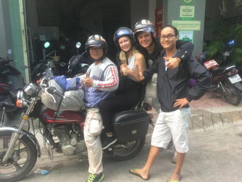 Blue Sun Hotel best hostels in Nha Trang