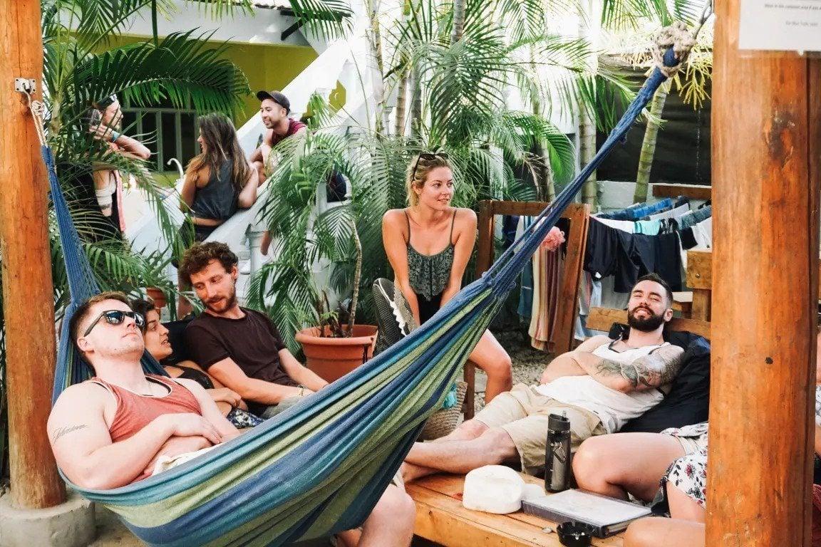 Blue Trailz Hostel and Surf Camp best hostels in Tamarindo