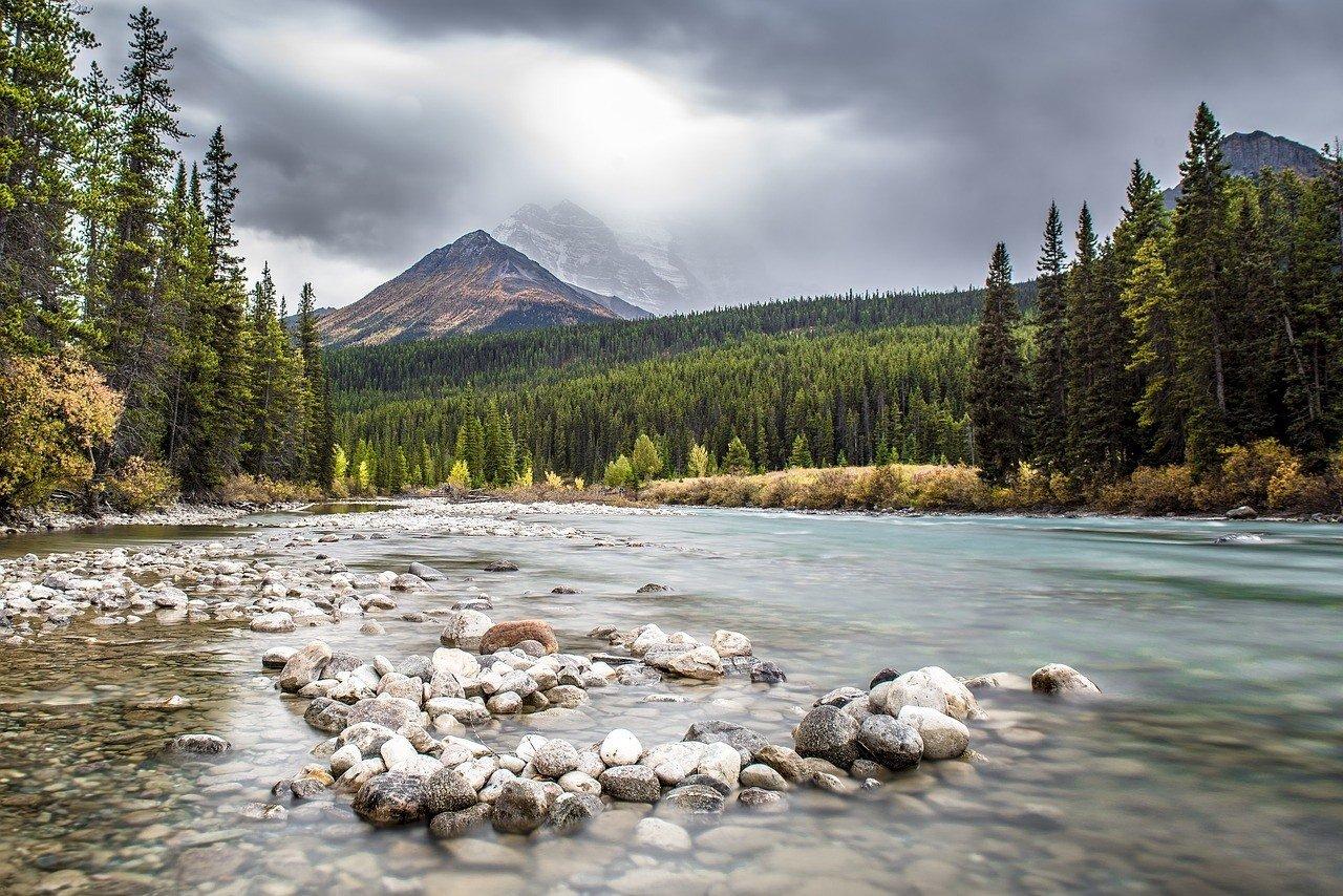 Banff National Park in Calgary