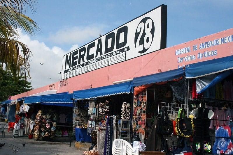 Market 28, Cancun