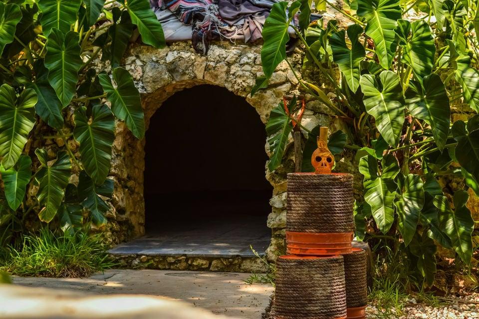 Temazcal in Cancun