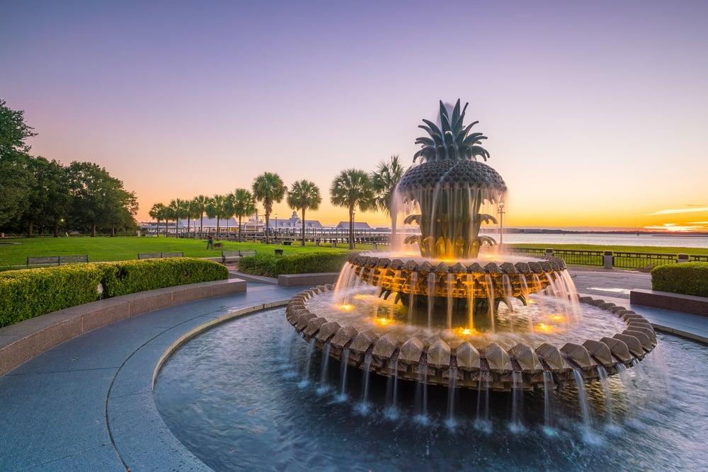 Waterfront Park, Charleston