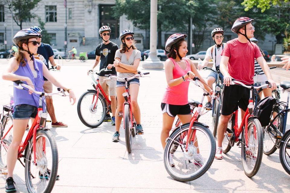 Bike Tour around Chicago