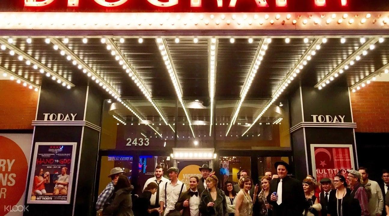 Night Crimes Tour, Chicago