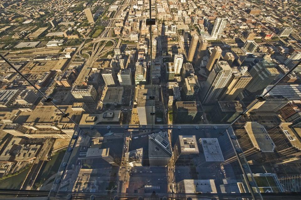 Willis Tower Skydeck, Chicago