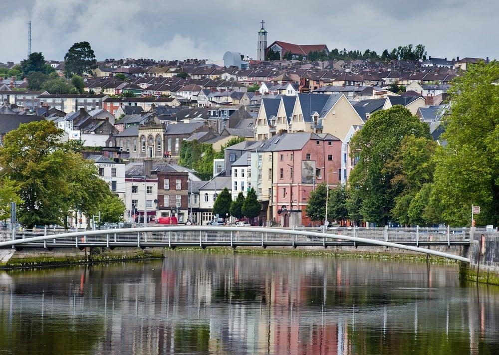 Shutterstock Cork City