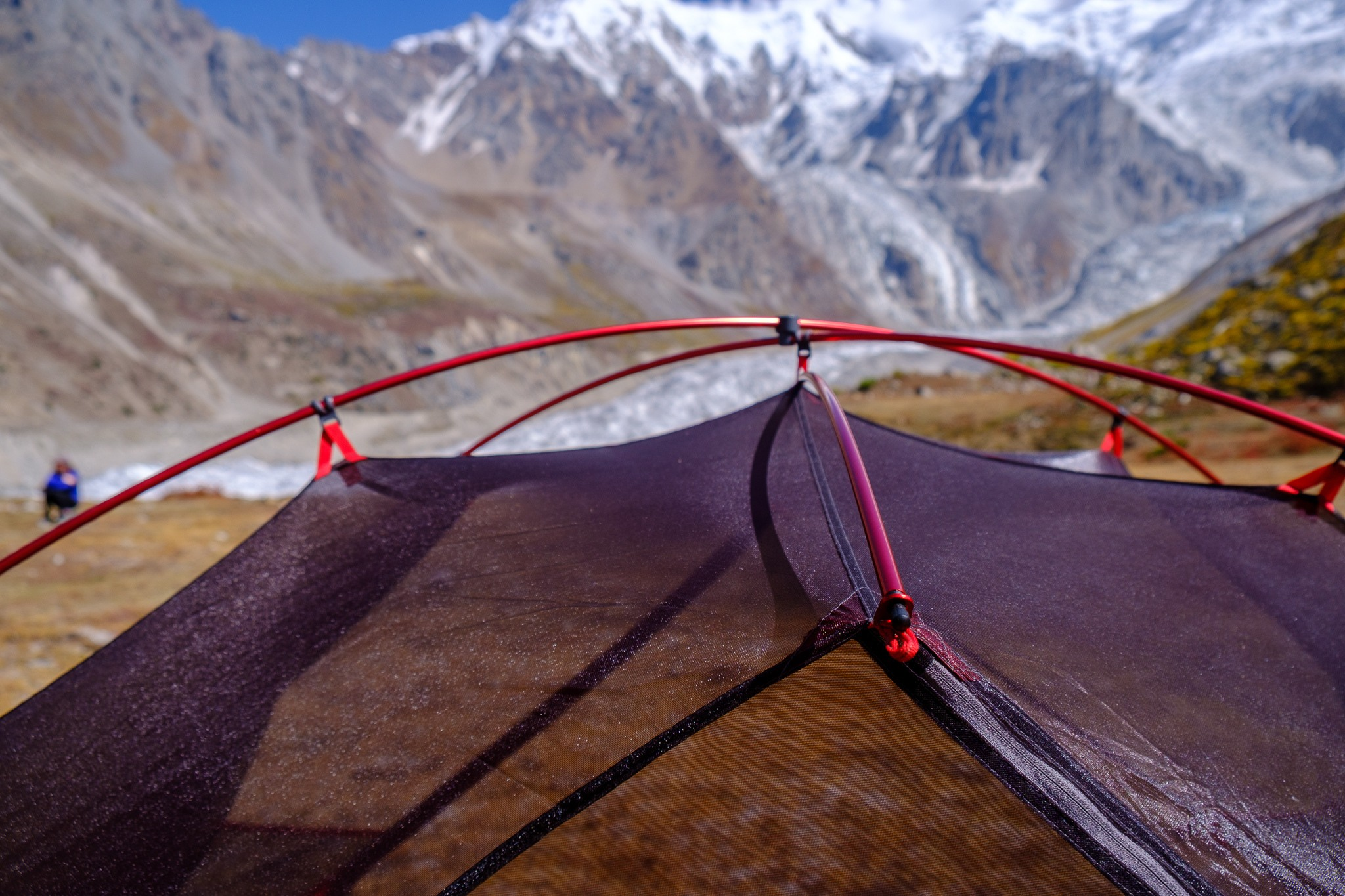 Msr backpacking Tent