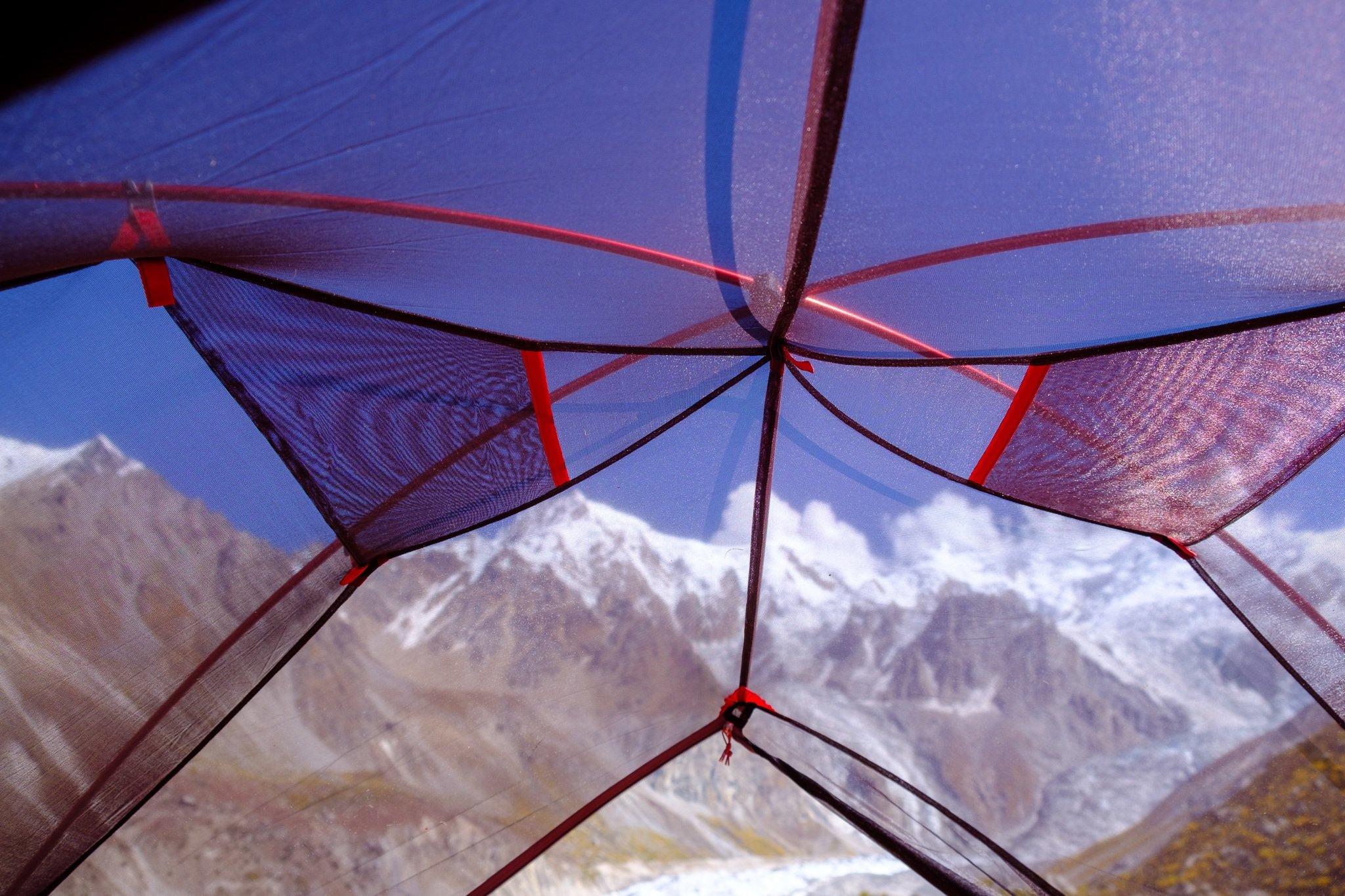 MSR tent