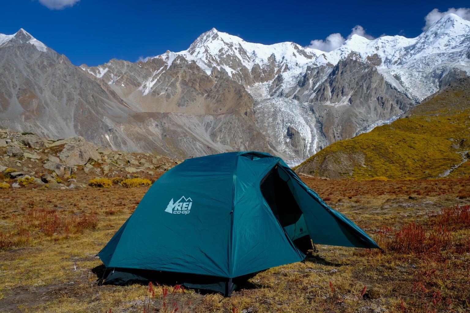 half dome 2 plus tent review