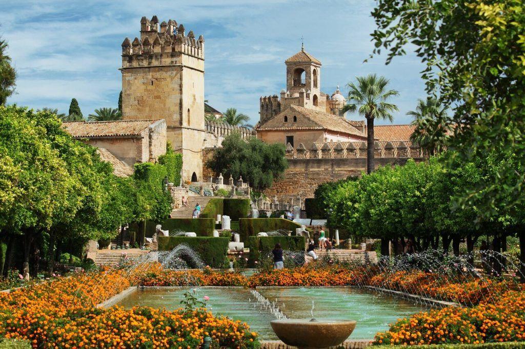 Downtown, Cordoba Spain