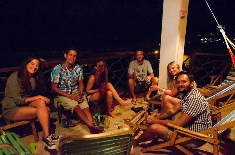 Esperanto BB Surf and Backpacker Hostel best hostels in Montanita
