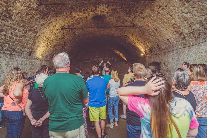 Explore subterranean Cincinnati