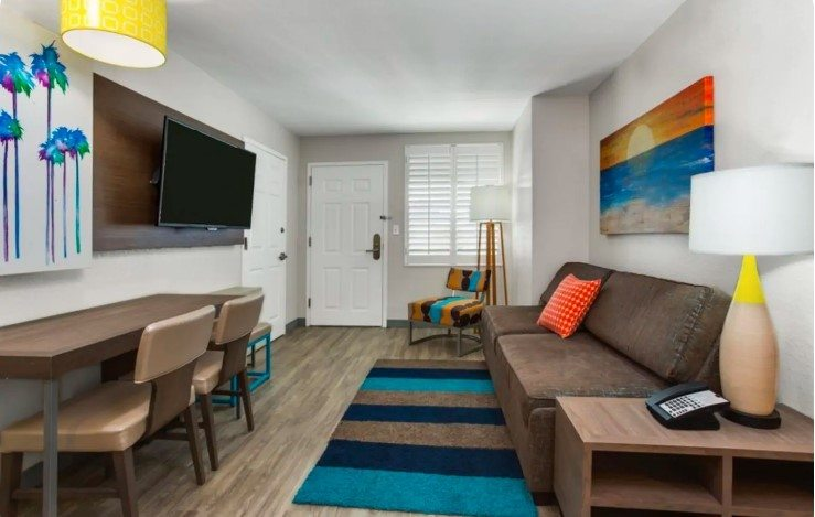 Family Suite at a Waterpark resort, Orlando