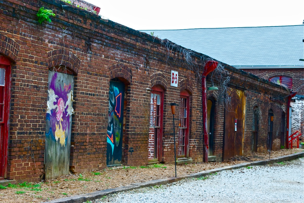Goat Farm Arts Center Atlanta
