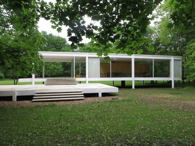 Get your Grand Designs on at Farnsworth House