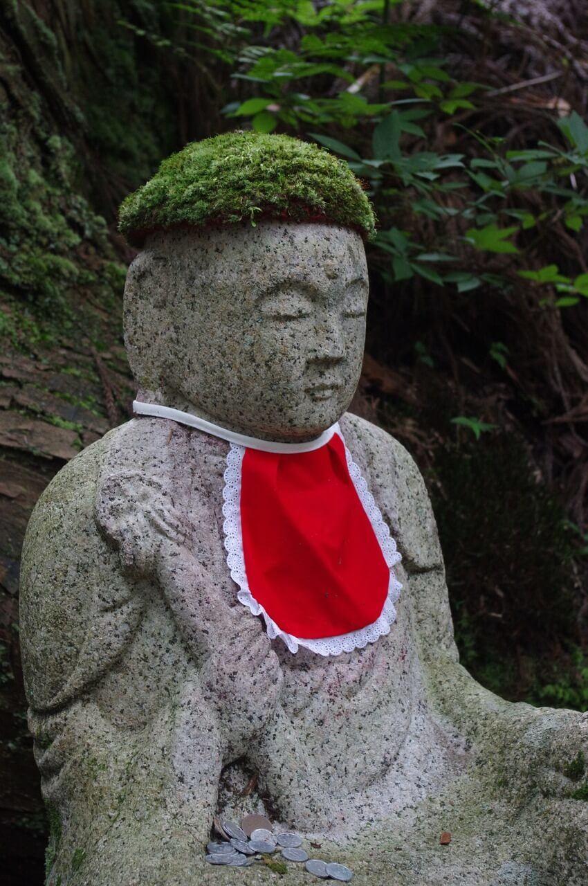 Go visit the sacred Koya-san