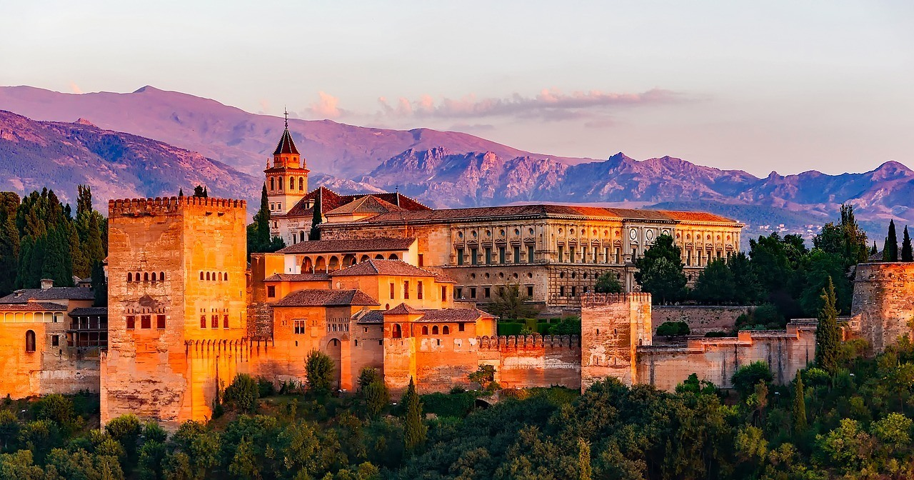 Granada Spain Itinerary 1