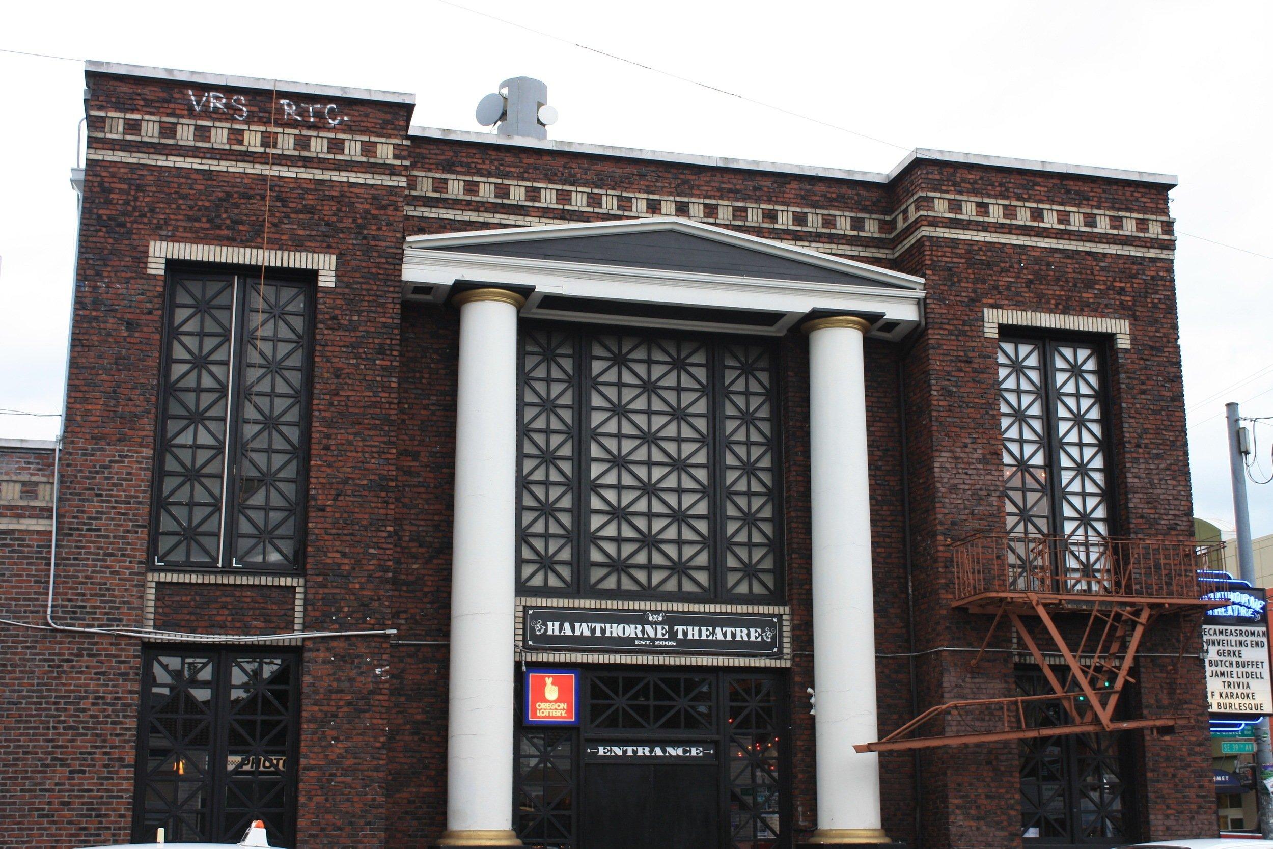 Hawthrone Theatre