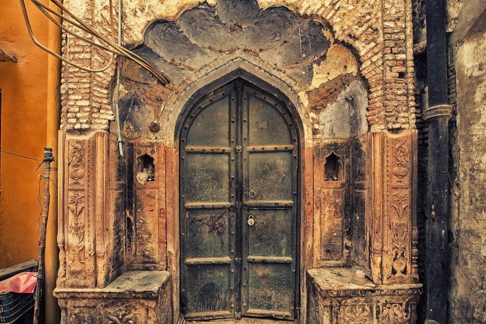 Home in Delhi