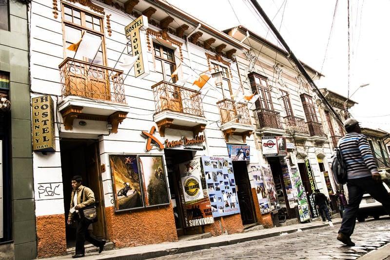 Hostel Journey best hostels in La Paz