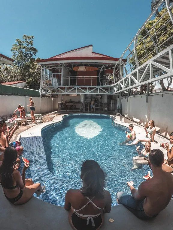 Hostel de Haan best hostels in Jaco