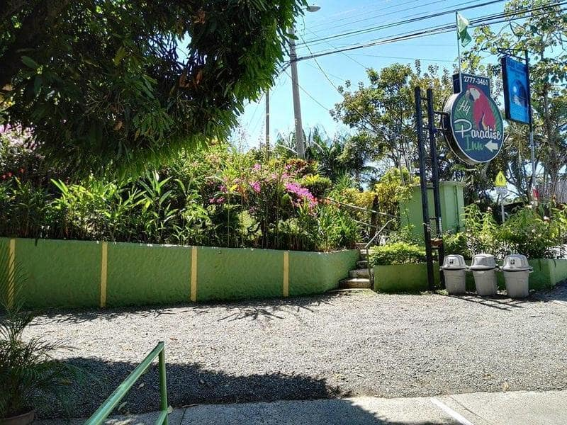 Hy Paradise Inn best hostels in Manuel Antonio