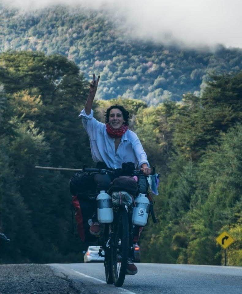 Bikepacking South America