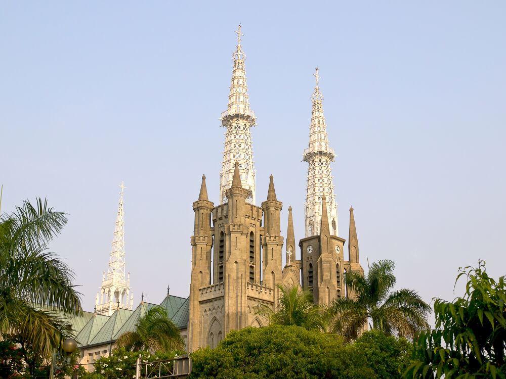 The Jakarta Catholic Cathedral