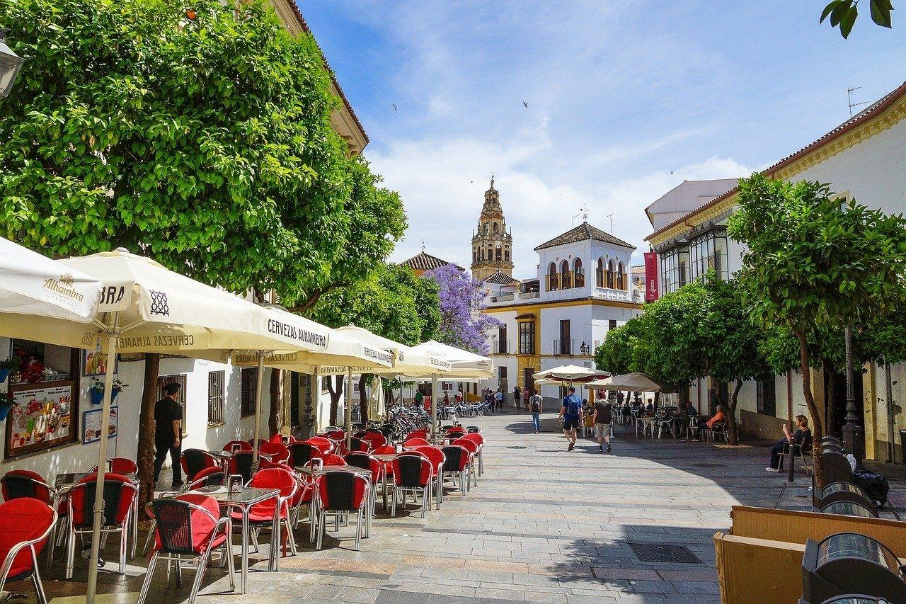 Juderia, Cordoba Spain