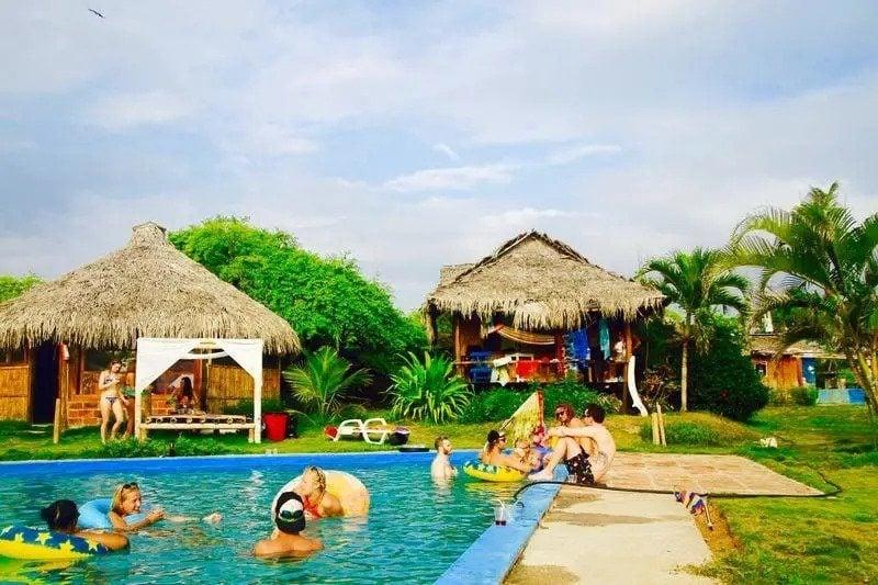 Kamala Surf and Backpacker Hostel best hostels in Montanita