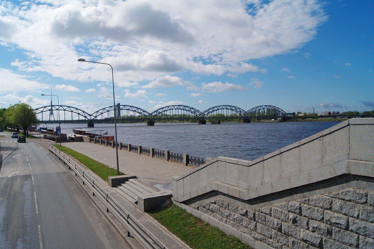 Kipsala, Riga