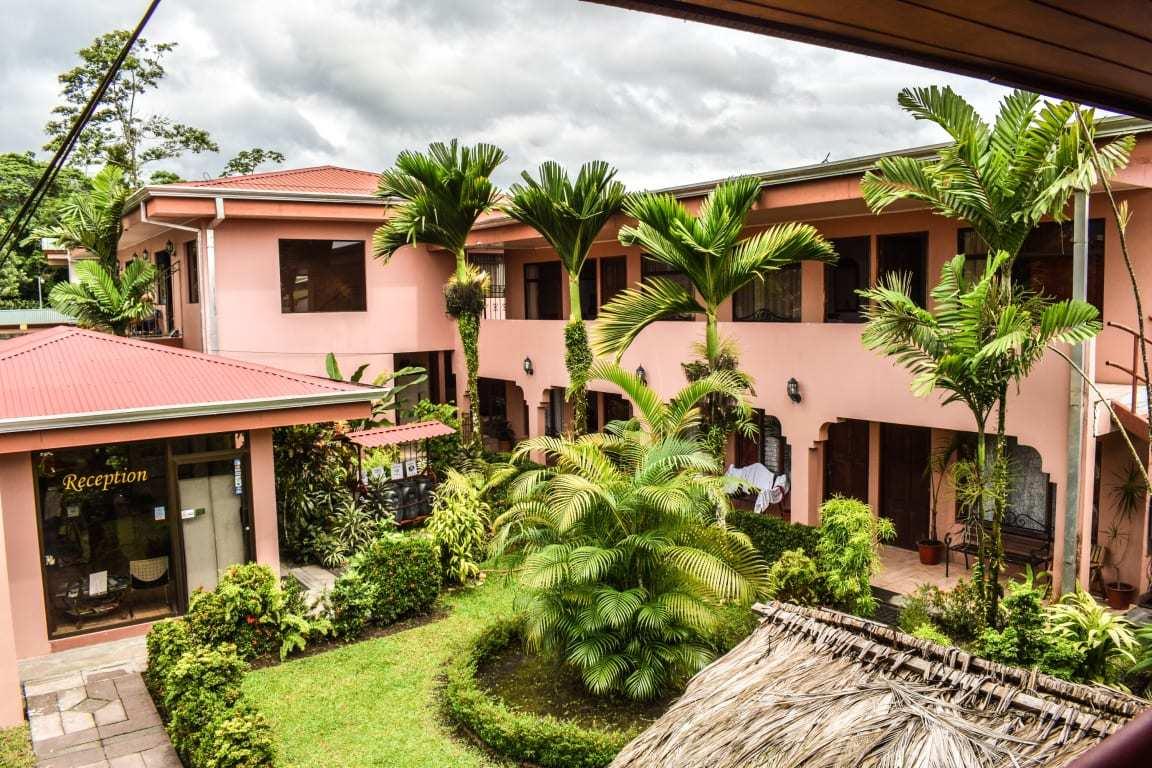 La Choza Inn Hostel best hostels in La Fortuna