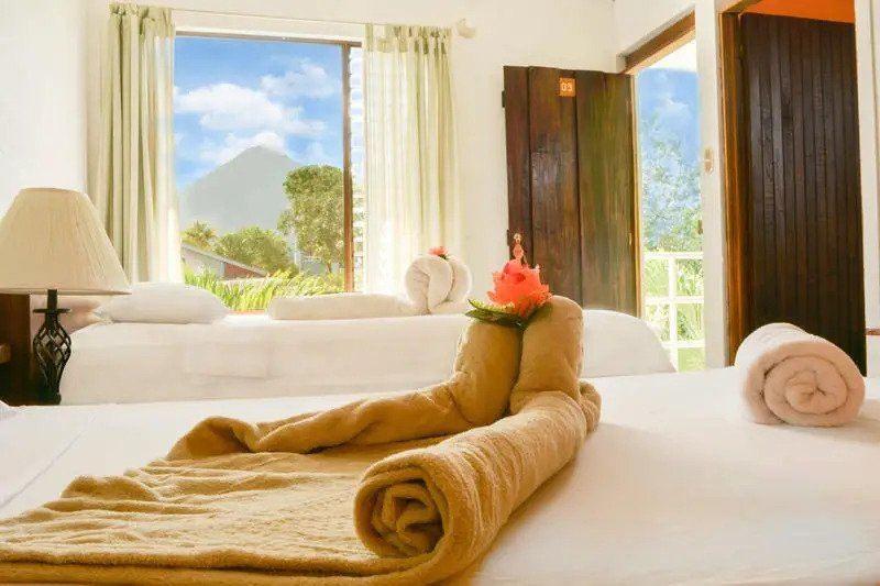 La Fortuna Backpackers Resort best hostels in La Fortuna