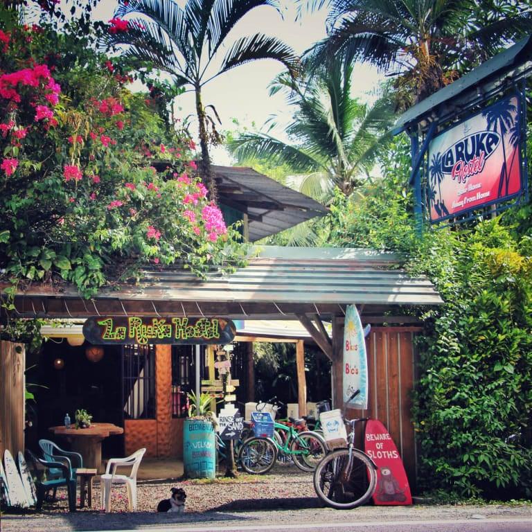 La Ruka Hostel best hostels in Puerto Viejo