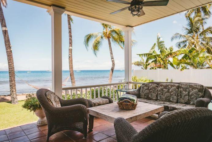 Lahaina Oceanfront Estate, Maui