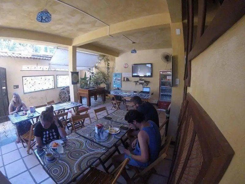 Leos Clan Beach Hostel best hostels in Paraty