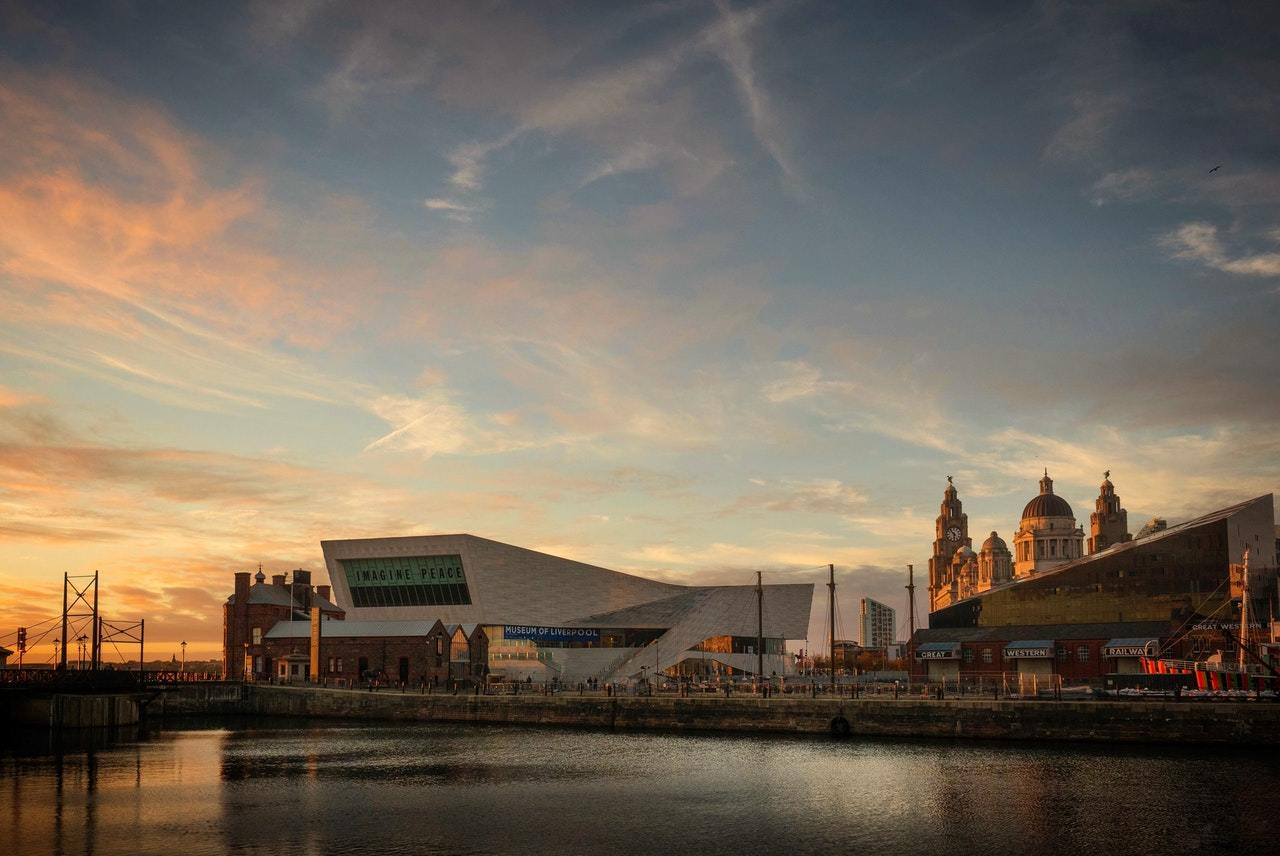 Discover British history at the Museum Liverpool.