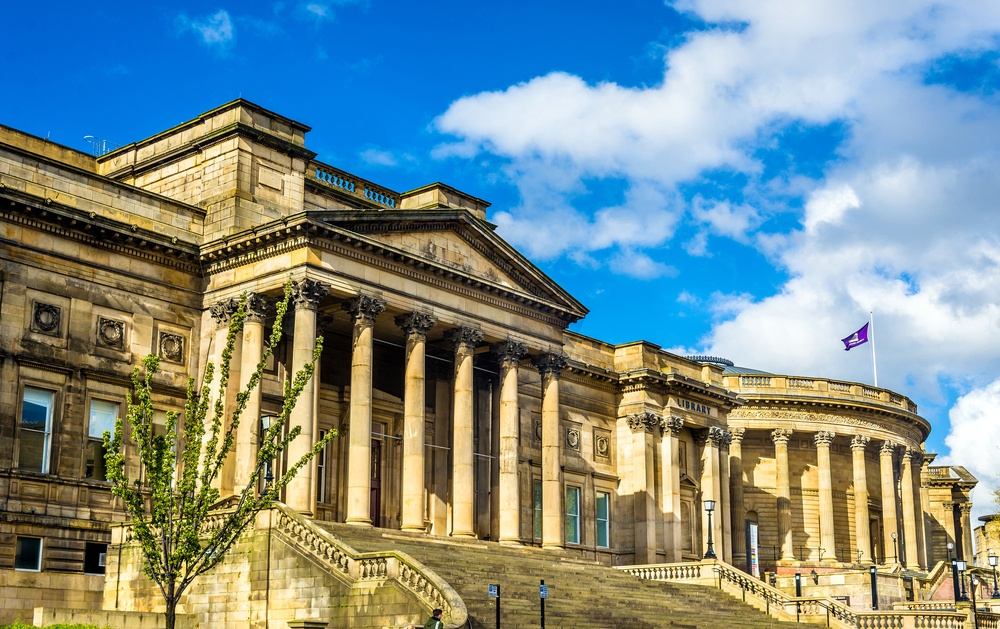 Admire the art in the Walker Art Gallery in Liverpool.