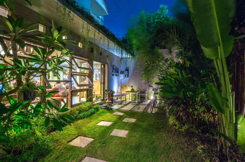 Lokal Bali Hostel best hostels in Kuta