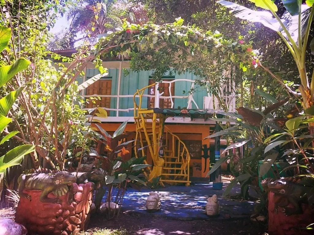 Madre Selva best hostels in Puerto Viejo