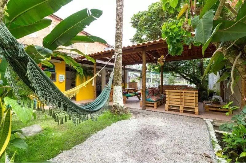Maracuja Hostel best hostels in Paraty