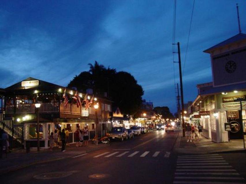 Lahaina Old Town, Maui