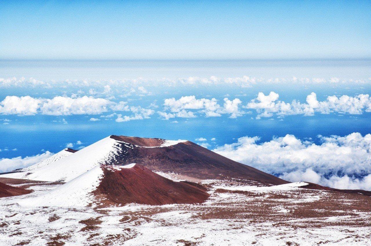 Mauna Kea, Maui