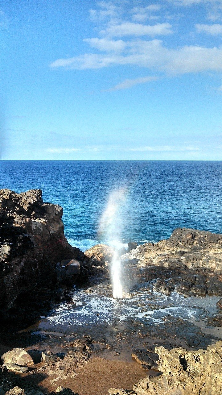 Nakalele Blow Hole, Maui