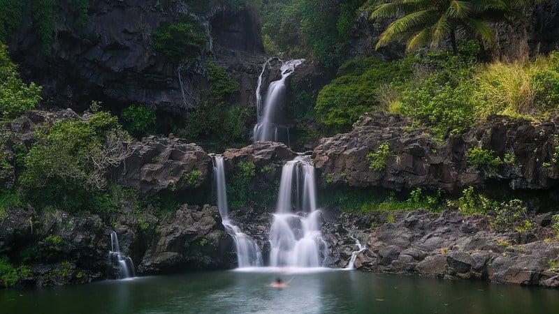 'Ohe'o, Maui